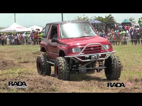 RadazoneTV 97  PR Jeep Fest Dorado y Curete Juana Diaz 2014 mp4