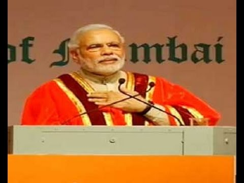 Narendra Modi speech at Indian Science Congress 2015
