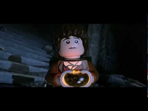 Lego Lord of the Rings - Teaser E3 2012 Trailer HD