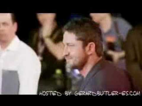 Gerard Butler and Galway Girl
