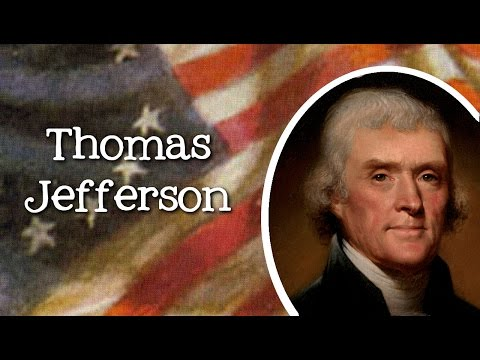 contributions of thomas jefferson as the elected president of the united states on march 4 1801