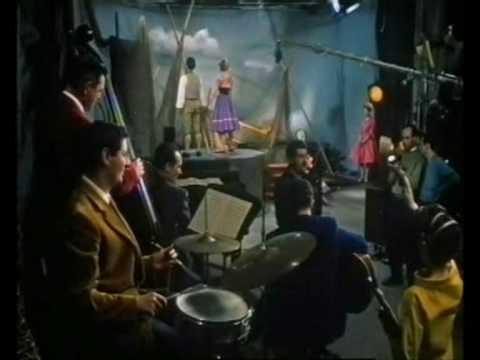BBC colour television experiments - circa 1959