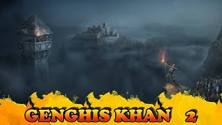 Age of Empires 2 HD Edition : Genghis Khan # 02 - Životní msta [CZ]