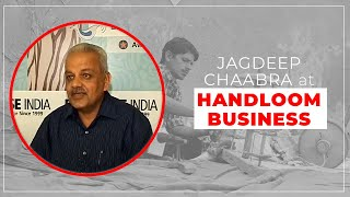 Jagdeep Chhabra at Small Business