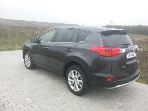 Toyota Rav4 2013 Test / Review / Walkaround
