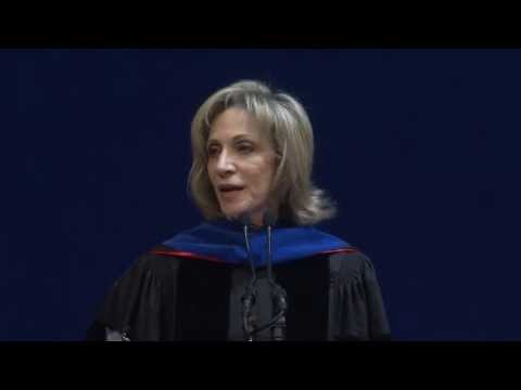 NBC News' Andrea Mitchell: Wharton MBA Graduation 2013