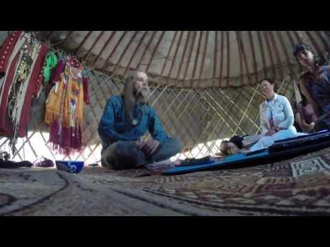 Олард Диксон. Тибетская йога сновидений 2. Тува 2014