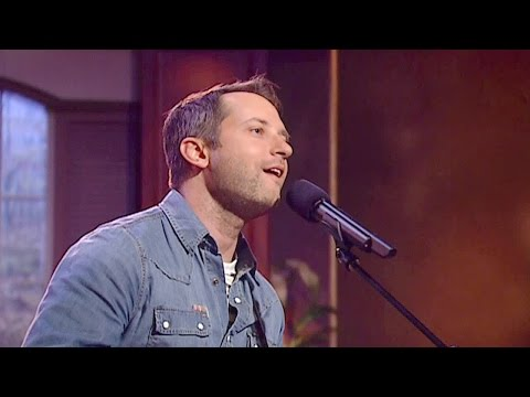 Brandon Heath: Jesus In Disguise (james Robison   Life Today) video