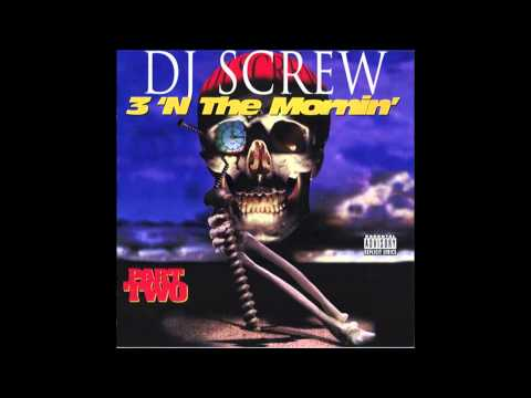 Dj Screw || Sailin Da South Instrumental video