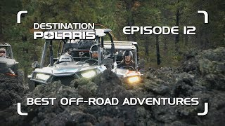 """Destination Polaris: """"Best Off-Road Adventures"""" 1812"""