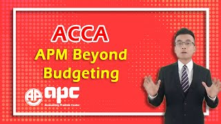ACCA P5 beyond budgeting