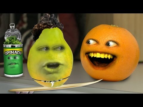 Annoying Orange - Popeye Yeah!