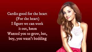 Ariana Grande - In my head (LYRICS)