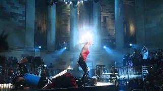 Клип Britney Spears - Toxic (live)
