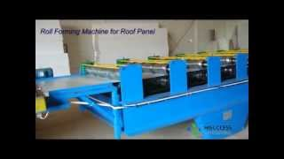 EPS Sandwich Panel Production Line/ Rock Wool Sandwich Panel Production Line/ Sandwich Panel