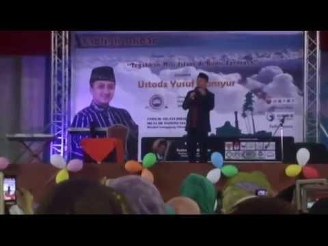Ceramah Ustadz Yusuf Mansyur Di Zhongli - Taiwan video