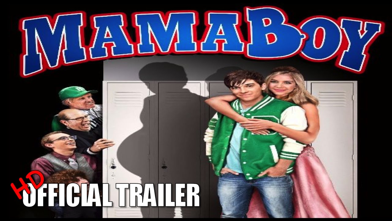 Mama's boy movie trailer