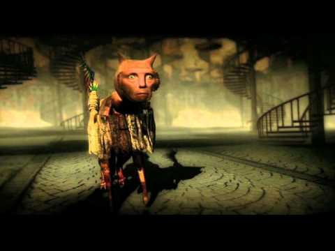 "2005 Dave McKean - ""MirrorMask"" (visual highlights)"