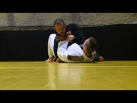 Triple amputee Joseph Bozik Trains in Brazilian Jizitu