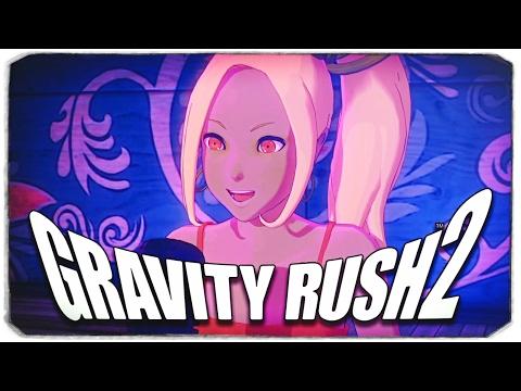 КРУГОМ ПРЕДАТЕЛИ! - Gravity Rush 2