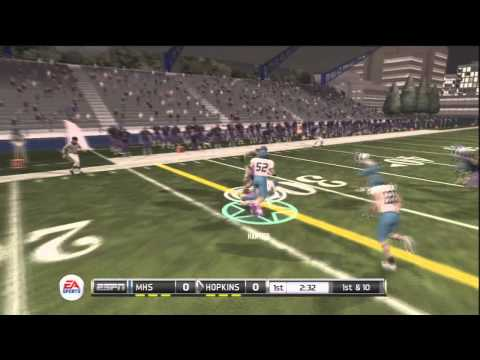 NCAA Football 12 | Road to Glory | MLB Jack Hammer  | Series Premiere | Ep. 1