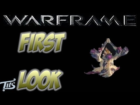 Warframe 10 ♠  Djinn First Look