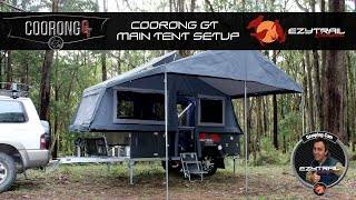 Ezytrail Campers  Coorong Gt Main Setup