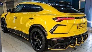 2019 Lamborghini Urus - Excellent project from TopCar