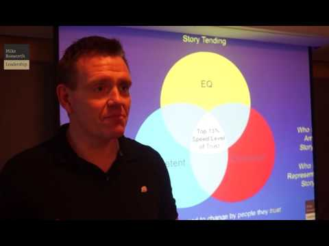 Mark Beaumont, District Manager, Australia, RSA, on Story Seekers