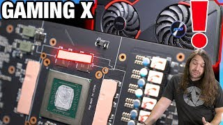 MSI RX 5700 XT Gaming X Review vs. Nitro+, THICC, & More