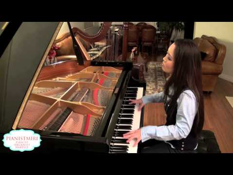 chrisbrown  - Yeah 3x ♡ pianistmiri ♧ Official Music Video Piano Cover video