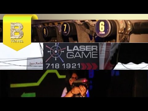 B TRAVEL - Indo Laser Game