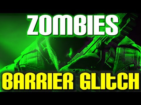 Black Ops Zombies: Kino Der Toten OUT OF MAP GLITCH