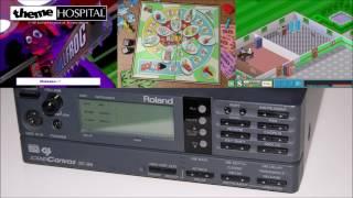 Theme Hospital - Roland SC-88 Soundtrack