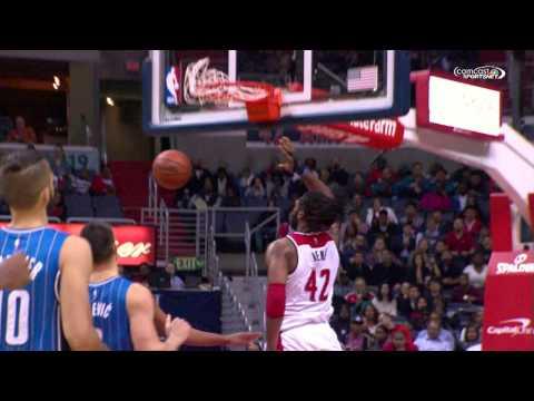 Top 10 NBA Plays: February 9th
