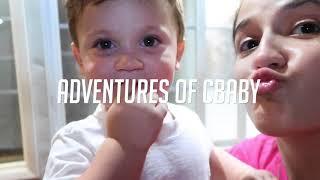 Vlog #1 Car Troubles, MUKBANG, and a cute baby