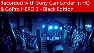 Phantasialand - Mystery Castle - Onride - Full HD (GoPro HERO 3 - Black Edition)
