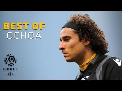 Guillermo Ochoa - Best Saves - Ligue 1 / AC Ajaccio