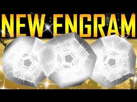 Destiny 2 - NEW WHITE ENGRAM! PRESTIGIOUS GEAR!