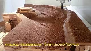 Big pump mold milling machine