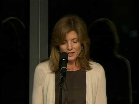 Caroline Kennedy Shares Family Memories