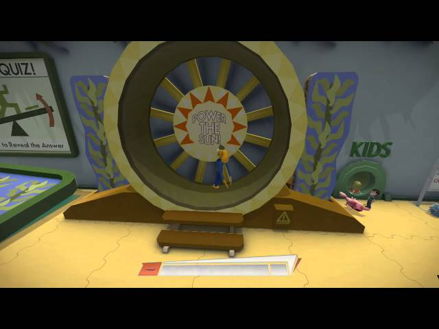 OctoDad: Aquarium Adventure! My son is a DOUCHE BAG!