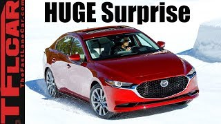 This New Mazda 3 Is NOT What We Expected - 2019 Mazda 3 AWD Review!