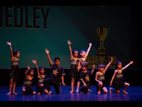 Night Medley | Stratford Juniors Combo | SHIAMAK Vancouver Summer Funk 2018 | Dance Performance