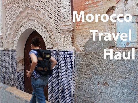 Morocco Travel Haul