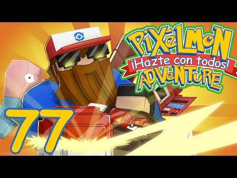 ¡¡CELEBI!! OTRA VEZ |EP:77| PIXELMON ADVENTURE: HAZTE CON TODOS