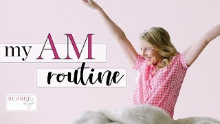My Morning Routine: 5 Simple Habits That Can Help Change Your Life!