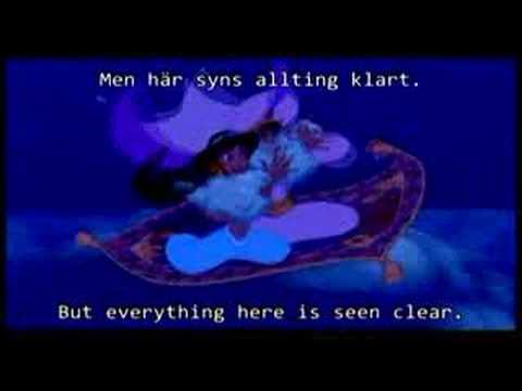 Aladdin - En Helt Ny Varld