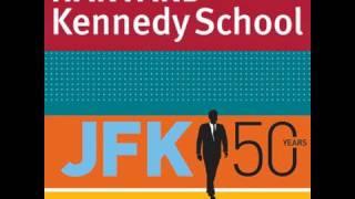 JFK50: Harvard Kennedy School Celebrates
