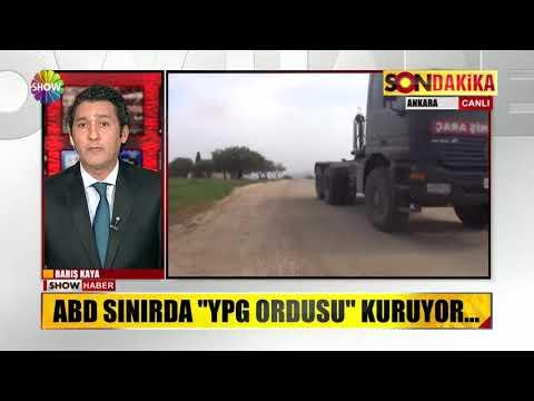 """ABD sınırında """"YPG Ordusu"""" kuruluyor..."""